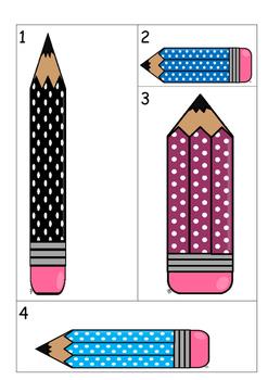 Pencils Measurement Centre
