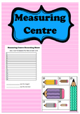 Pencils Measurement Centre