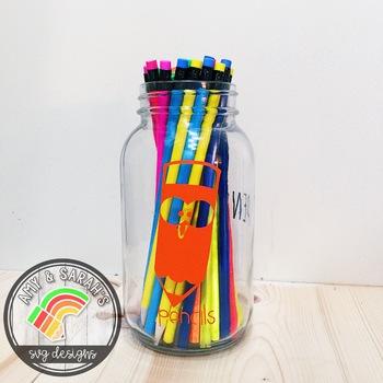 Pencils SVG Design