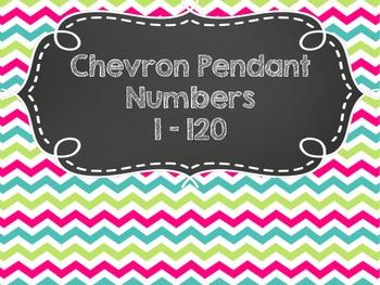 Pennants Numbers 1-120