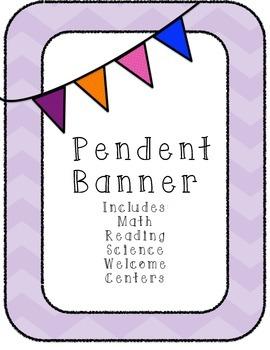 Pendent Banner Bundle