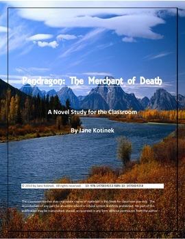 Pendragon: The Merchant of Death A Novel Study   A Complete Novel Study