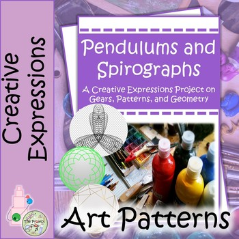 STEAM Project on Pendulums and Spirographs