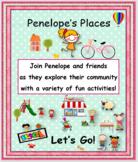 Penelope's Places