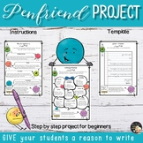 Penfriend Project Editable Toolkit ESL EFL