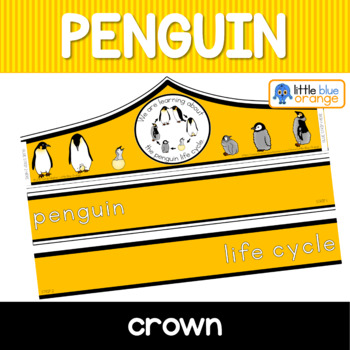 Penguin life cycle crown