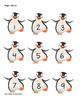Penguin 10 Frame