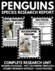 Penguin Research Study Project - Facts, Information, and A