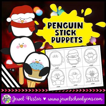 Christmas Craftivities (Penguin Crafts)