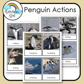 Penguin Actions