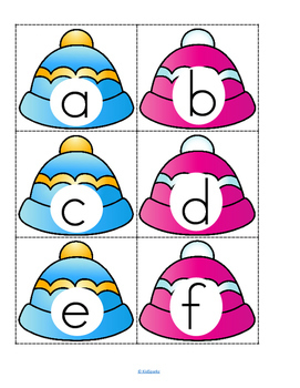 Penguins Literacy and Math Centers and Activities for Preschool and Pre-K