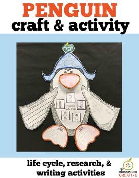 Penguin Science Activity