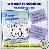 Penguin Activity Book featuring Select Spanish