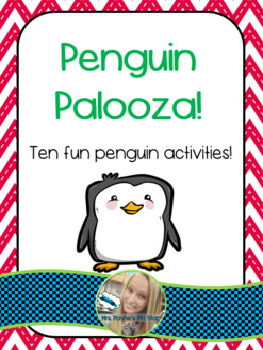 Penguin Activity Pack!
