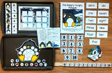 """Penguin Adapted Book and Activities:  """"The Hungry Hungry Penguin"""""""