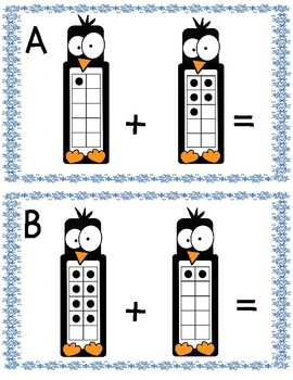Penguin Add & Count the Room