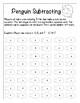 Penguin Adding & Subtracting/ Multiplying & Dividing