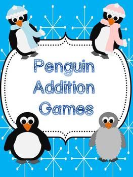 Penguin Addition Games
