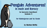 Penguin Adventures in Math And Literacy Interactive Smartb