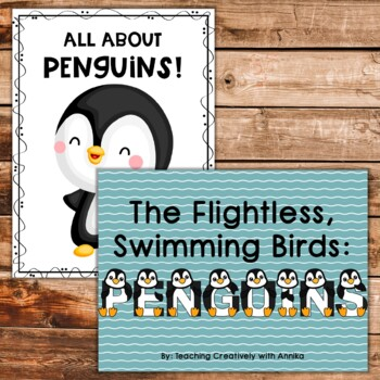 Penguin All About Writing Unit