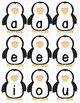 Penguin Alphabet Cards
