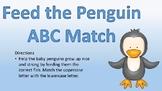 Penguin Alphabet Match