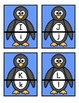 Penguin Alphabet Matching Game