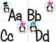 Penguin Alphabet (Word Wall Tags)