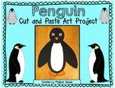 Penguin Art Project- Cut & Paste