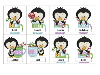 Penguin Articulation!