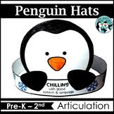 Penguin Articulation Hats
