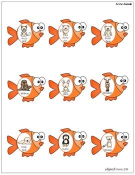 Penguin Winter Speech and Language Activity