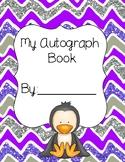 Penguin Autograph Book