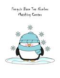 Penguin Base Ten Number Matching Center
