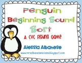 Penguin Beginning Sounds Game