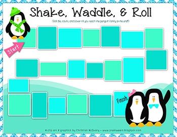 Penguin Board Games