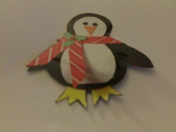 Penguin Body Template