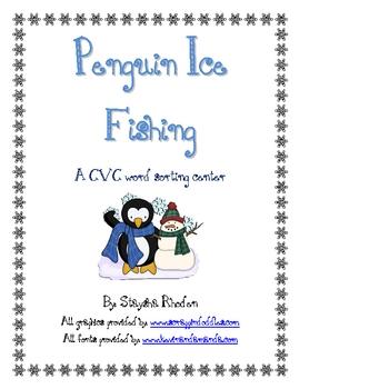 Penguin CVC Ice Fishing