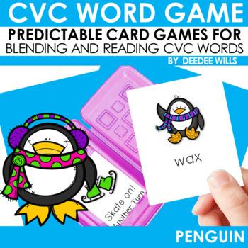 CVC Game: Penguin  BLIZZARD! Game