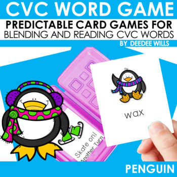 CVC Game: Penguin  BLIZZARD! Game
