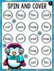 Penguins CVC Words