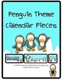 Penguin Calendar Pieces