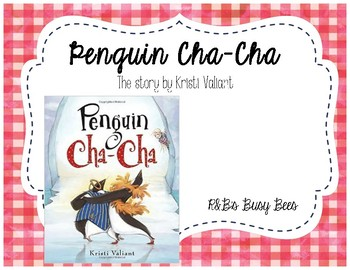Penguin Cha-Cha (Book Companion)