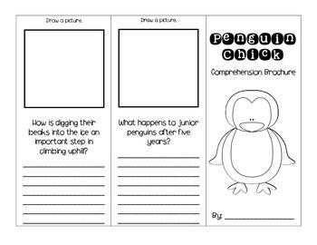 Penguin Chick Journey's Activities - Second Grade Lesson 21