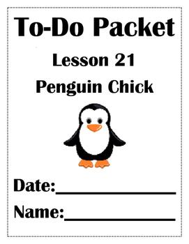 Penguin Chick-Journeys Lesson 21