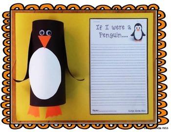 Penguin Chick Journeys Unit 5 Lesson 21 2nd Gr. Supplement Activities