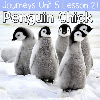 Penguin Chick Journeys Unit 5 Lesson 21 Supplemental Resources