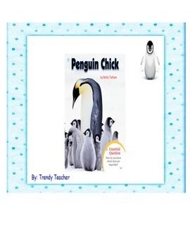 Penguin Chick Journey's flipchart