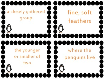 Penguin Chick Literature Unit with Reading and Writing Activities