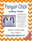 Penguin Chick Supplemental Activities 2nd Grade Journeys Unit 5, Lesson 21